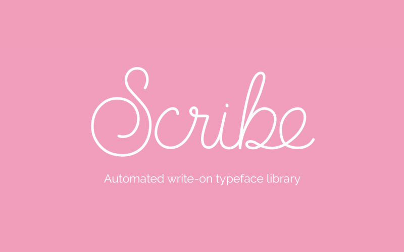 Scribe After Effects Script!