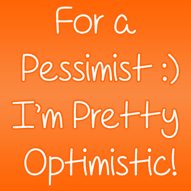 For A Pessimist I'm Pretty Optimistic Font by Misti's Fonts