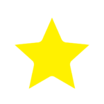 star-yellow-white