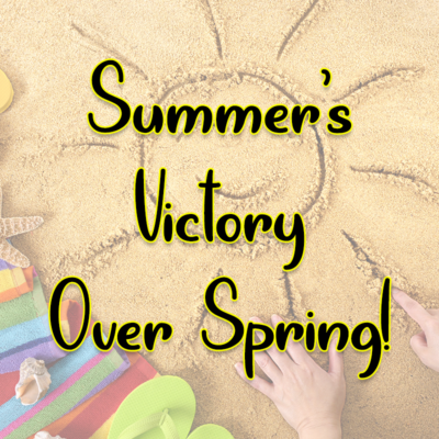 Summer's Victory Over Spring by Misti's Fonts