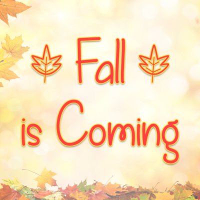 Fall is Coming