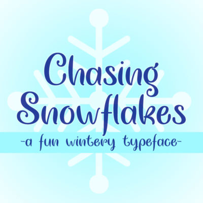 Chasing Snowflakes