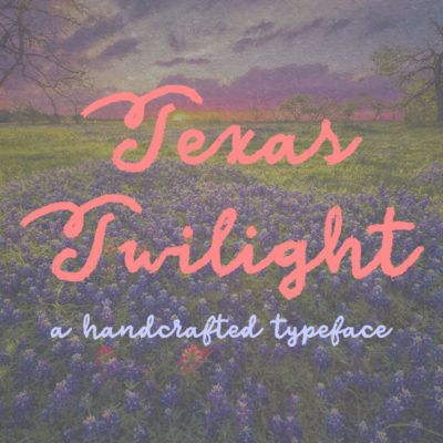 Texas Twilight