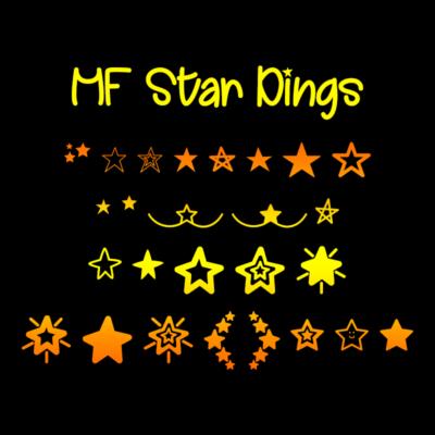 MF Star Dings