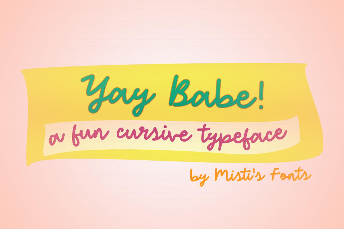 yay-babe