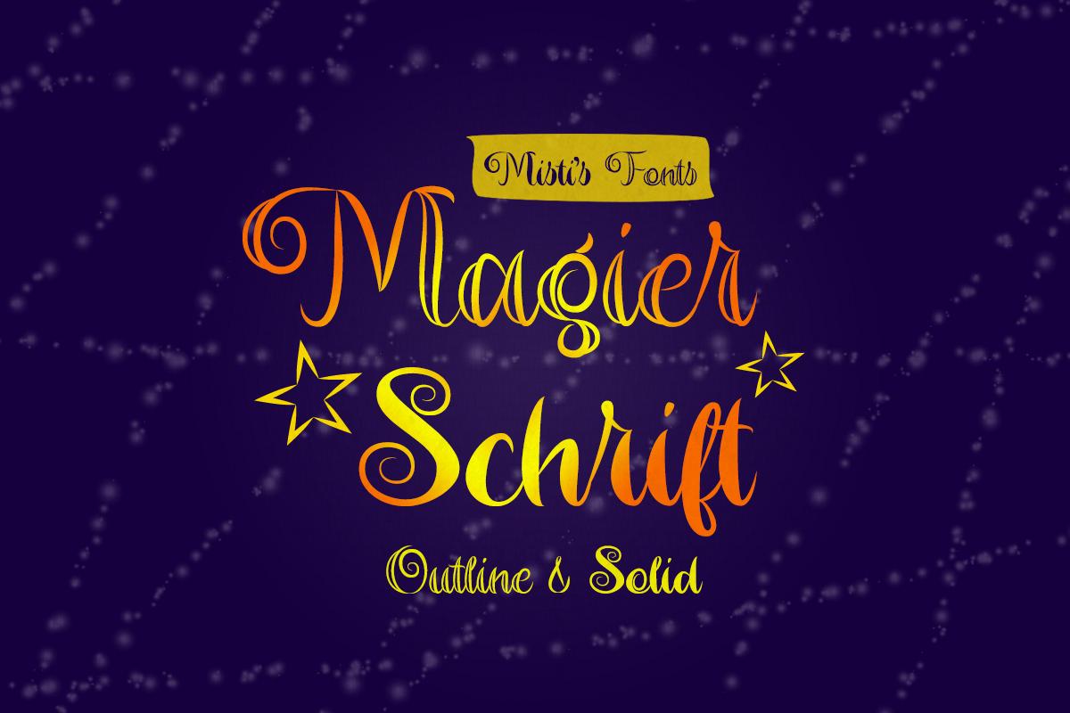 magier-schrift