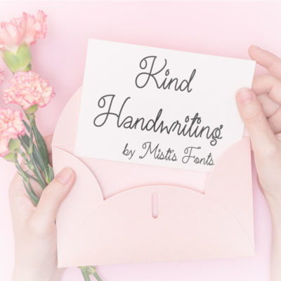 Kind Handwriting