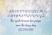 December Sky Typeface by Misti's Fonts