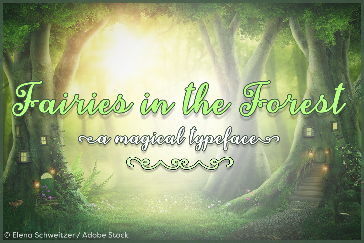 fairies-in-the-forest
