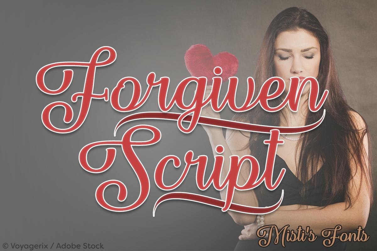 forgiven-script