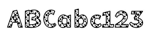 Example: ABCabc123