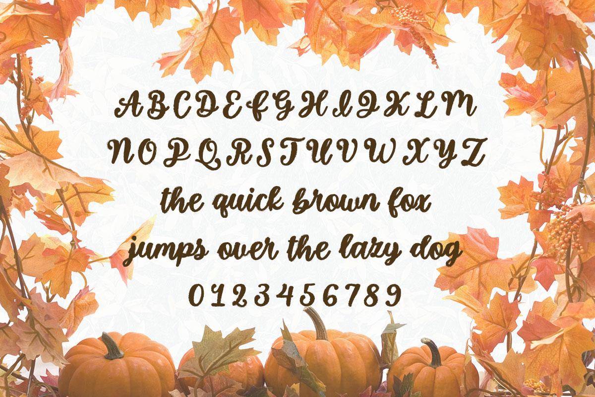 Spooky Glitter Typeface by Misti's Fonts